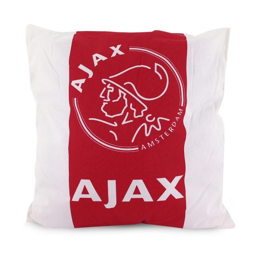 Slaapkamer ajax slaapkamer accessoires : Slaapkamer : Ajax kussen logo